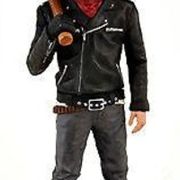 The Walking Dead Negan with Lucille Collectible Bobblehead Figure