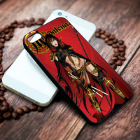 the MAGDALENA comic top cow Iphone 4 4s 5 5s 5c 6 6plus 7 case / cases