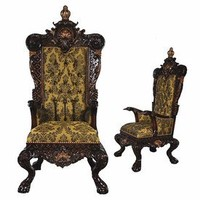 King Eagle Chair - Furniture - Living Room Furniture - Chairs - Home Decor