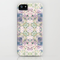 Delicate iPhone Case by Lisa Argyropoulos
