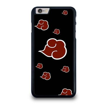 naruto akatsuki clouds iphone 6 6s plus case cover  number 1