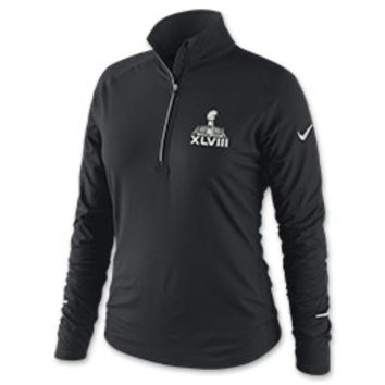 Women's Nike Super Bowl 48 Dri-FIT Half Zip