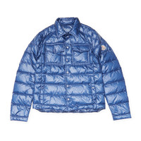 Quilted Long Sleeve Jacket by Moncler at Gilt