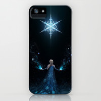 Frozen iPhone & iPod Case by Westling
