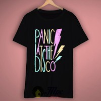 Panic At The Disco Flash T-Shirt – Mpcteehouse.com