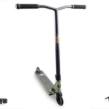 Tanner Fox Signature Pro Scooter Guac Green