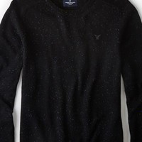 AEO 's Crew Sweater (Bold Black)