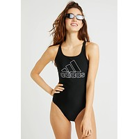 Adidas Black Swimsuit