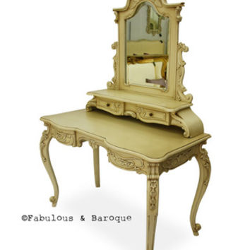 Fabulous and Baroque — Modern Baroque Rococo Furniture and Interior Design