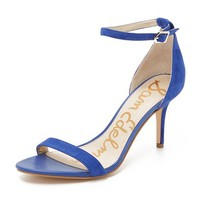 Patti Mid Heel Sandals