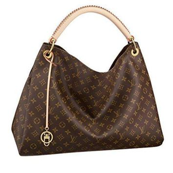 LMFON Tagre? Louis Vuitton Monogram Canvas Artsy MM Handbag Article:M40249 Made in France Louis Vuitton Bag