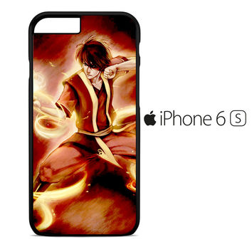 Avatar The Last Airbender Zuko iPhone 6S Case