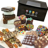 Dylan's Candy Bar Belgian Chocolate-Covered Indulgence