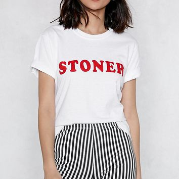 Stoner Relaxed Tee