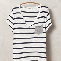 Jackson Pocket Tee by Stateside Blue Motif