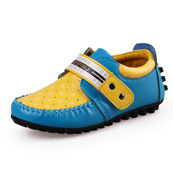 Korean Children Tods Permeable Shoes [4919272580]