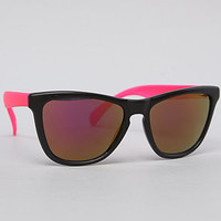 Replay Vintage Sunglasses The Japan Neon Revo Sunglasses in Pink : Karmaloop.com - Global Concrete Culture