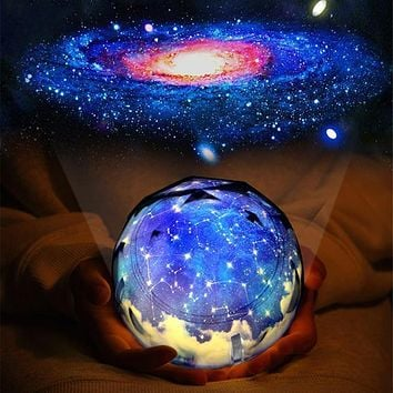 Universe Night Light Projector Lamp
