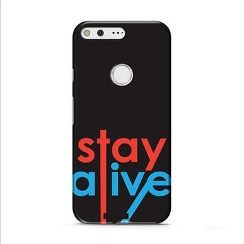Twenty One Pilots Stay Alive Google Pixel XL 2 Case