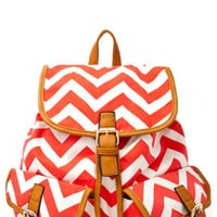 NEW Chevron Backpack Purse - Various Colors