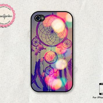 Vintage Dream Catcher iPhone 4 Case, iPhone 4s Case, iPhone Case, iPhone Hard Case, iPhone 4 Cover, iPhone 4s Cover