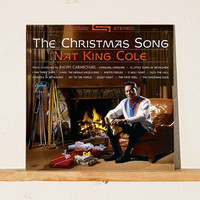 Nat King Cole - The Christmas Song LP - Urban Outfitters