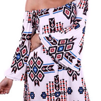 Print Dress Plus Size