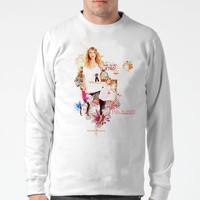 Taylor Swift Retro Sweater Man and Sweater Woman