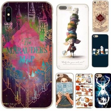 harry potter dream magic Hard Phone Cover Case for iphone 5 6 7 8 plus X