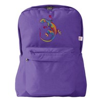 Painted Lizard American Apparel™ Backpack
