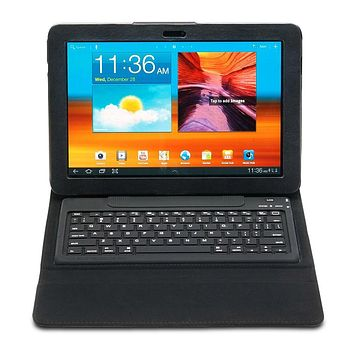Right Shift Bluetooth Keyboard Case for the Galaxy Tab 10.1
