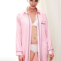 Afterhours Satin Sleepshirt - Victoria's Secret