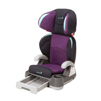 Safety 1st Backed Store 'n Go Booster Car Seat (Plumtastic) BC069DAE