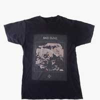Dark Roses T-Shirt, Black from Bad Suns