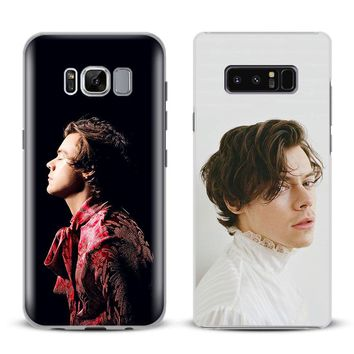 Harry Styles Sweet Creature Phone Case For Samsung Galaxy S4 S5 S6 S7 Edge S8 S9 Plus Note 8 2 3 4 5 A5 A7 J5 2016 J7 2017