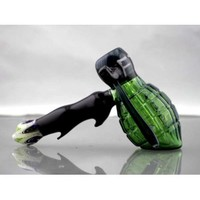 Grenade Hammer Bubbler - Bubblers - 89.99 US and Canada