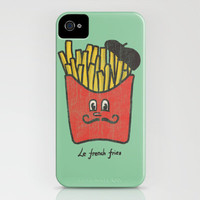 French Fries iPhone Case by Budi Satria Kwan | Society6