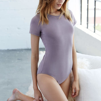 Me To We Modal T-Shirt Bodysuit at PacSun.com