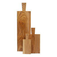 canvas  — Blonde Cutting Board with Handle