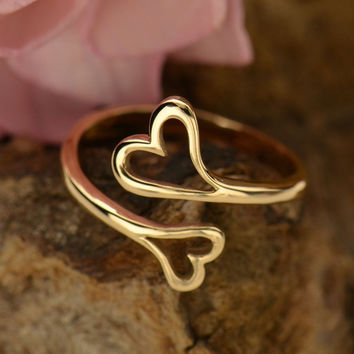Infinite Love Ring- Bronze