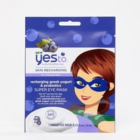 Yes To Blueberries Skin Recharging Super Eye Mask at asos.com