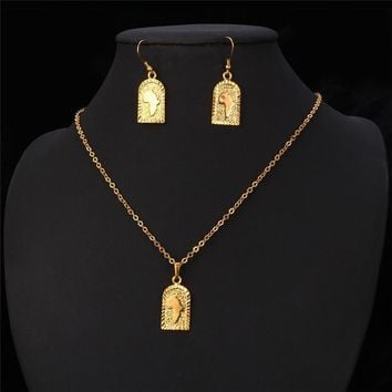 African Party Jewelry Set