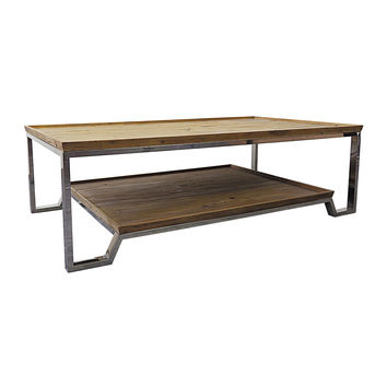 Parallel Pines Coffee Table