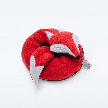 Orange Boudoir Fox Warming Pillow - Urban Outfitters