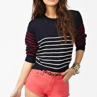Sylvie Stripe Knit