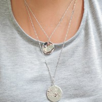 TURN FULL CIRCLE NECKLACE