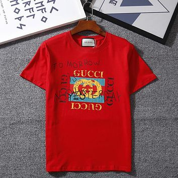 Boys & Men GUCCI Fashion Casual Tunic Shirt Top Blouse