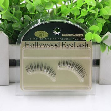 Sexy Thick Long Hot Deal Hot Sale Handcrafts False Eyelashes [51395100684]