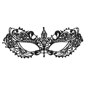Sexy Lace Eye Mask Women/Girls Evening Party/Prom/Masquerade Mask-376