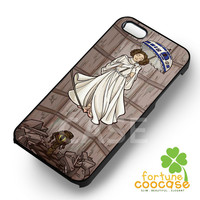Star Wars Haunted Mansion Leia - 123zz for  iPhone 4/4S/5/5S/5C/6/6+,Samsung S3/S4/S5/S6 Regular/S6 Edge,Samsung Note 3/4